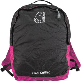 Nordisk Nibe Mochila 12 Litros, new pink/black